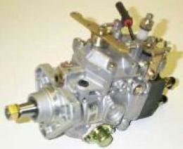 YM12990451000 Топливный насос высокого давления - ТНВД в сборе для погрузчика KOMATSU