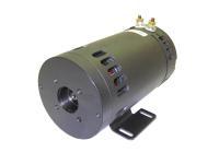 Запчасти для подъёмника GROVE - Электромотор для Grove SM2632E модель D-482259X 7707A 24V 162Am