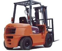 Каталоги запчастей для погрузчиков китайского производства Далянь (Dalian Forklift Truck Corp.,)