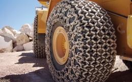 Защитные цепи для колес 45/65-45 - 18 Royalrock Heavy S.Square Производство Турция Las-Zirh