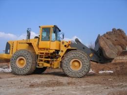 Защитные цепи для колес 45/65-45 - 20 Royalrock Heavy S.Square Производство Турция Las-Zirh