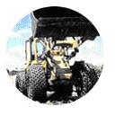Защитные цепи для колес 23.5-25 - 18 Universal Heavy S. Square Производство Турция Las-Zirh