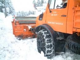 Защитные цепи для колес 20.5-25 - 12 Universal Heavy S. Square Производство Турция Las-Zirh