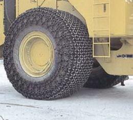 Защитные цепи для колес 18.00 - 25 - 18 Universal H.S.Square Производство Турция Las-Zirh
