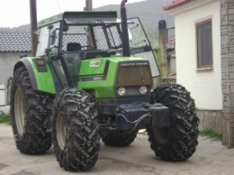 Защитные цепи для колес 17.5 - 25 - 12 Universal Heavy S.Square Производство Турция Las-Zirh /