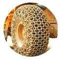 Защитные цепи для колес 17.5 - 25 - 16 Royalrock Heavy S.Square Производство Турция Las-Zirh