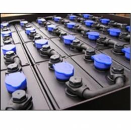 Тяговой аккумулятор 2х20х5Р70 350am/h EV-717  (Тяговая батарея)