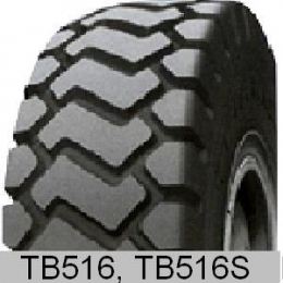 Крупногабаритная шина 14.00R25*** TB516S E-4