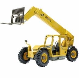10655949 погрузчик Gehl (Dynalift DL-6H (bucket) - модель) Модель погрузчика Gehl (Dynalift DL-6H (bucket) - модель) Масштаб 1/25