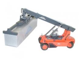 115TA7005 погрузчик Linde (C4535 - модель) Модель погрузчика  Linde (C4535 - модель) Масштаб 1/50