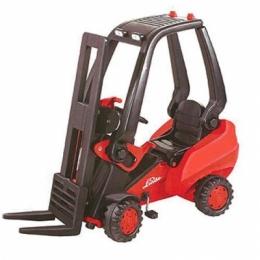 11199699 погрузчик Linde (Forklift with pedals - модель) Модель погрузчика  Linde (Forklift with pedals - модель) Масштаб 130*57*107