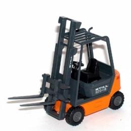 107TA7165 погрузчик Still (R70-16 - модель) Модель погрузчика Still (R70-16 - модель) Масштаб 1/25