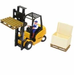 107TA7120 погрузчик TVH (Promotional truck in TVH-packaging - модель) Модель погрузчика TVH (Promotional truck in TVH-packaging - модель) Масштаб 1/25