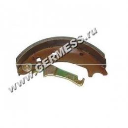 Запчасти для погрузчика BT  (Запчасти для складской техники BT) - 139073 Колодка тормозная для погрузчика BT