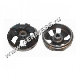 Запчасти для погрузчика BT  (Запчасти для складской техники BT) - 145102 Тормозной барабан для погрузчика BT