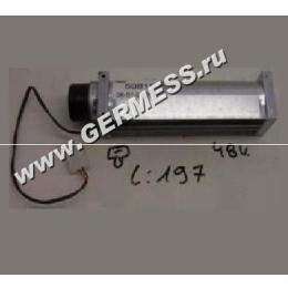 Запчасти для погрузчика YALE (Запчасти для складской техники YALE) - 580026229 Вентилятор для погрузчика YALE