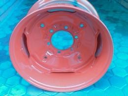 Диск колесный для погрузчика Bobcat. Диск для минипогрузчика под шину 10-16,5