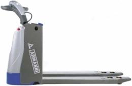 Гидравлические тележки Armanni модель TPE SL (Smart) (АКБ  2х12В или 24В, =110 А*ч)