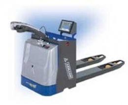 Гидравлические тележки Armanni модель TPE SL P 200/200 (с весами) (АКБ 24В,=160-240 А*ч)