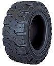 Шина цельнолитая 28*9-15(8,15-15) STERLING Solid Tyres (Индия) для погрузчика