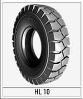 Пневматическая шина 5.00-8 8PR HL10 PETLAS для погрузчика