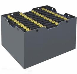 Тяговая кислотная аккумуляторная батарея 2x40 250 А.ч. для напольного транспорта